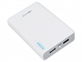 Power bank 10000mAh 2xUSB z latarką